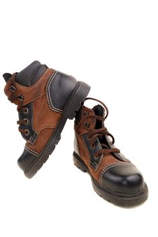 Free Hiking Boots Stock Photography - 14694112