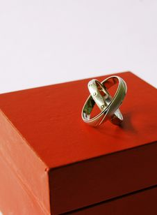 Free Wedding Rings Royalty Free Stock Images - 14694379