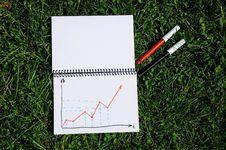 Free Hand-drawn Graph Royalty Free Stock Photo - 14694615