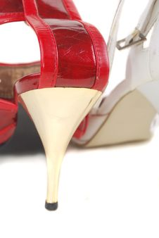 Free Shoes For Women Royalty Free Stock Photography - 14694787