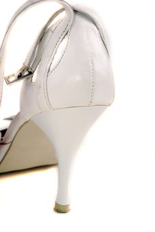 Free White Shoes Stock Photography - 14694792