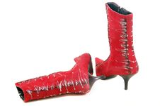 Free Boots For Women Stock Images - 14694884
