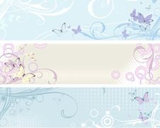 Free Glamour Banner_5 Stock Photos - 14695993