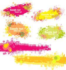 Free Grunge Banner_20 Stock Photos - 14696013