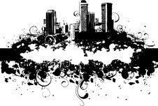 Free Grunge Banner_37 Royalty Free Stock Images - 14696039