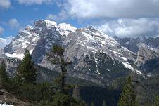 Free Dolomites Royalty Free Stock Images - 14696449