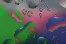 Free Multi Coloured Drops Stock Photo - 14696860