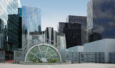 Free Modern Buildings Royalty Free Stock Image - 14697876