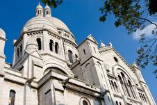 Free Sacre Coeur Royalty Free Stock Image - 14698886