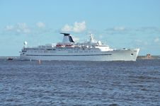 Luxury Ship Stock Photos