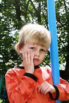 Free Cool Boy Stock Image - 14699411
