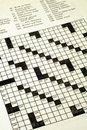 Free Crossword Puzzle Stock Images - 1470944