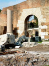 Free Ancient Architecture - Roman Ruins Stock Image - 1472091