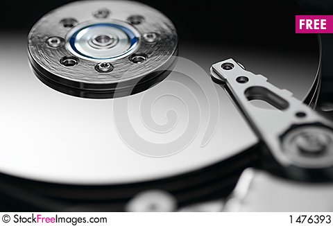 Free Hard Drive Stock Photos - 1476393