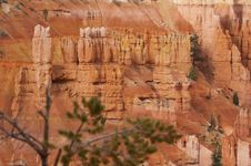 Free Amphitheater - Bryce Canyon Stock Images - 1470124