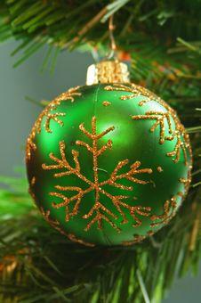 Free Green Ornament Stock Image - 1470441