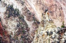 Free Canyon Colors - Grand Canyon Of Yellowstone Stock Images - 1471674