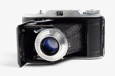 Free Antique Camera Royalty Free Stock Image - 1471896