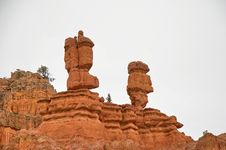 Free Pepper And Salt - Bryce Canyon Stock Photo - 1471940