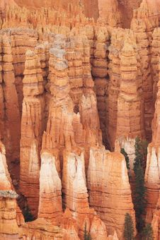 Free Hoodoos - Bryce Canyon Stock Image - 1472001