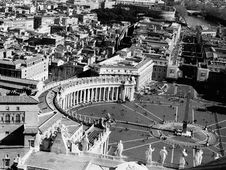Free Rome From Above Royalty Free Stock Images - 1472009