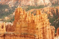 Free Details Of Amphitheater - Bryce Canyon Royalty Free Stock Image - 1472116