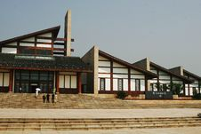 Free Memorial Temple Of Deng Xiaoping Stock Photography - 1472702