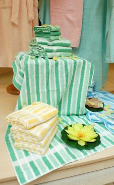 Free Towels Stock Images - 1473724
