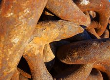 Free Anchor Chain Stock Images - 1474024