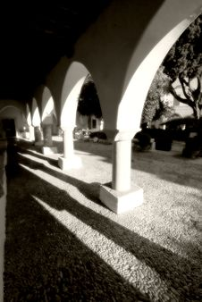 Free Arches Royalty Free Stock Image - 1474026