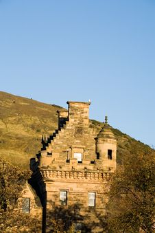 Free Scottish Castle Stock Photo - 1474160