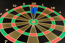 Free Darts Royalty Free Stock Images - 1476169