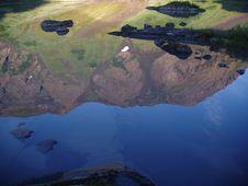 Free Mountain Lake Reflection Stock Image - 1476171