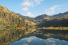 Free Mountain Reflection Stock Photography - 1476672