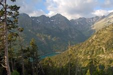 Free Pyrenees Landscape Stock Image - 1477171