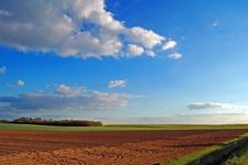 Free Countryside In Spring Stock Photos - 1477223