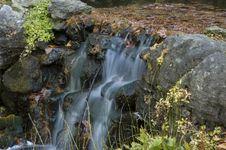 Free Autumn Waterfall Stock Photos - 1477793