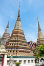 Free Wat Pho Temple Of The Reclining Buddha Royalty Free Stock Photos - 14703298