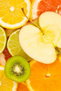 Free Mixed Citrus Fruit Stock Images - 14705324