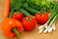 Free Appetizing Light Vegetables Stock Photography - 14707032