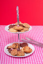 Free Sweets And Cookies For High Tea Stock Image - 14708551