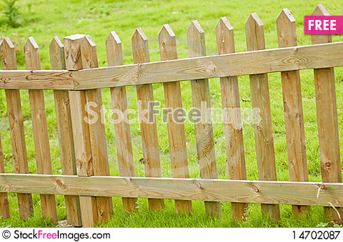 Fense Stock Photo