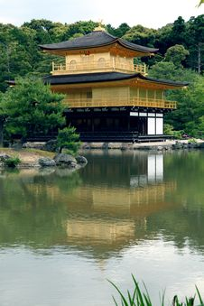 Free Kinkakuji Royalty Free Stock Photos - 14700418