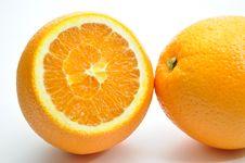 Free Close-up Tasty Orange Royalty Free Stock Image - 14700576
