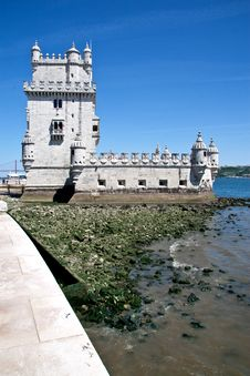 Free Torre De Belem Royalty Free Stock Photo - 14701065