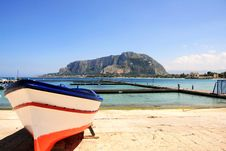 Free Mediterrean Summer Seascape. Sicily Royalty Free Stock Photos - 14701178