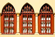 Free Three Windows Stock Images - 14701514