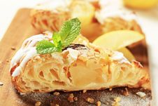 Danish Pastry Royalty Free Stock Photo