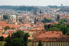 Free View Pf Prague Stock Photo - 14701860