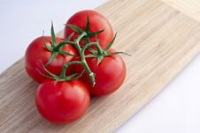Free Red Tomatoes Royalty Free Stock Photography - 14702077
